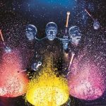 Тольятти вошел в список гастрольных городов Blue Man Group