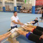 Звезды мировой гимнастики в Тольятти