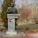 Фотопроект «Тольятти в фокусе»: именные памятники