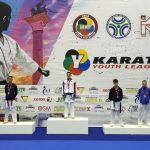 Тольяттинцы выиграли серебро и бронзу молодежной лиги каратэ в Италии