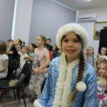 Дед Мороз приехал в Медгородок