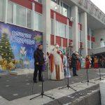 Всероссийский Дед Мороз посетил Тольятти
