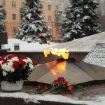 Почетный караул в Дни воинской славы России