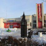 Торжественное открытие зрительного зала театра «Дилижанс»