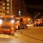 Дорожные службы к снегопаду готовы