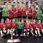 Сборная Самарской области по гандболу выиграла первенство России