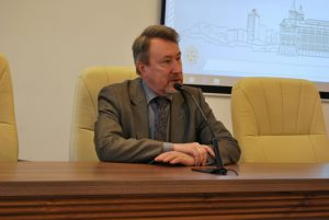 Встреча с Воробьевским